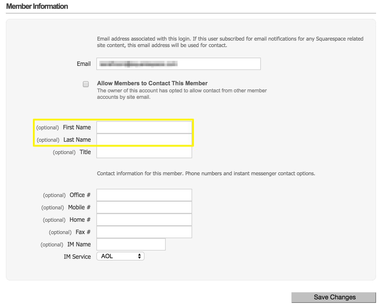 Squarespace 5 Help  Registering a domain through Squarespace