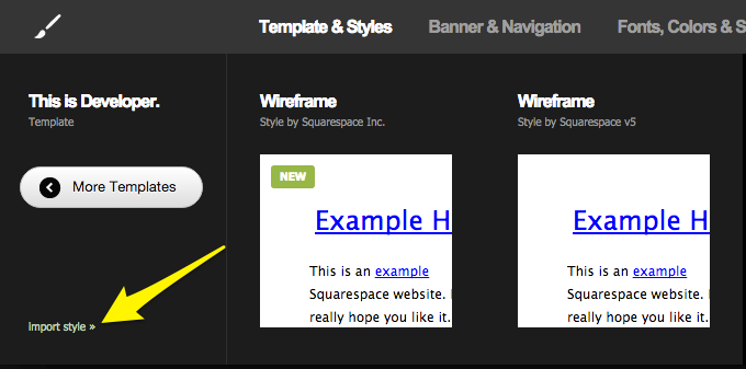 Moving from squarespace 5 to squarespace 7 – squarespace help.